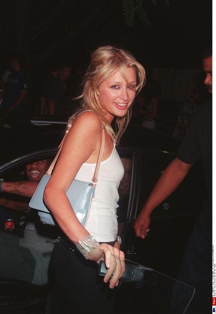 Paris Hilton, 2000