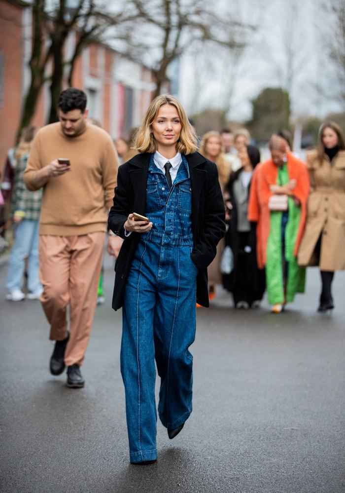 Copenhagen Fashion Week podzim - zima 2020/2021       Autor: Christian Vierig/Getty Images