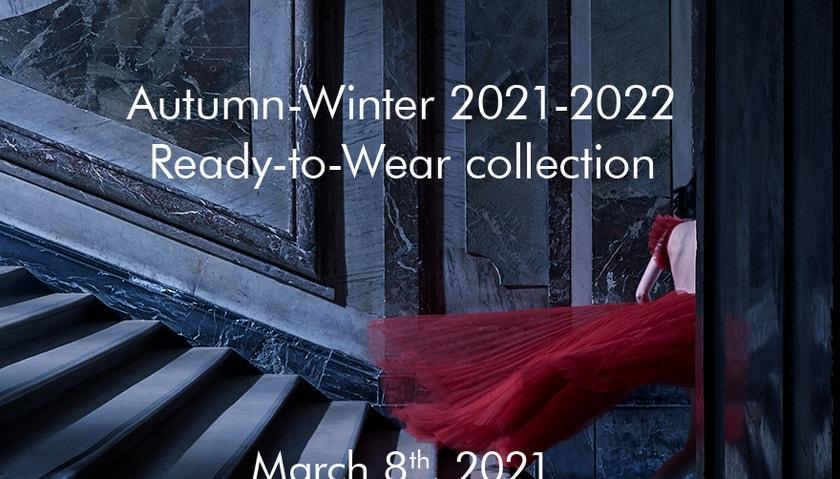Dior ve Versailles: Přehlídka podzim–zima 2021/2022