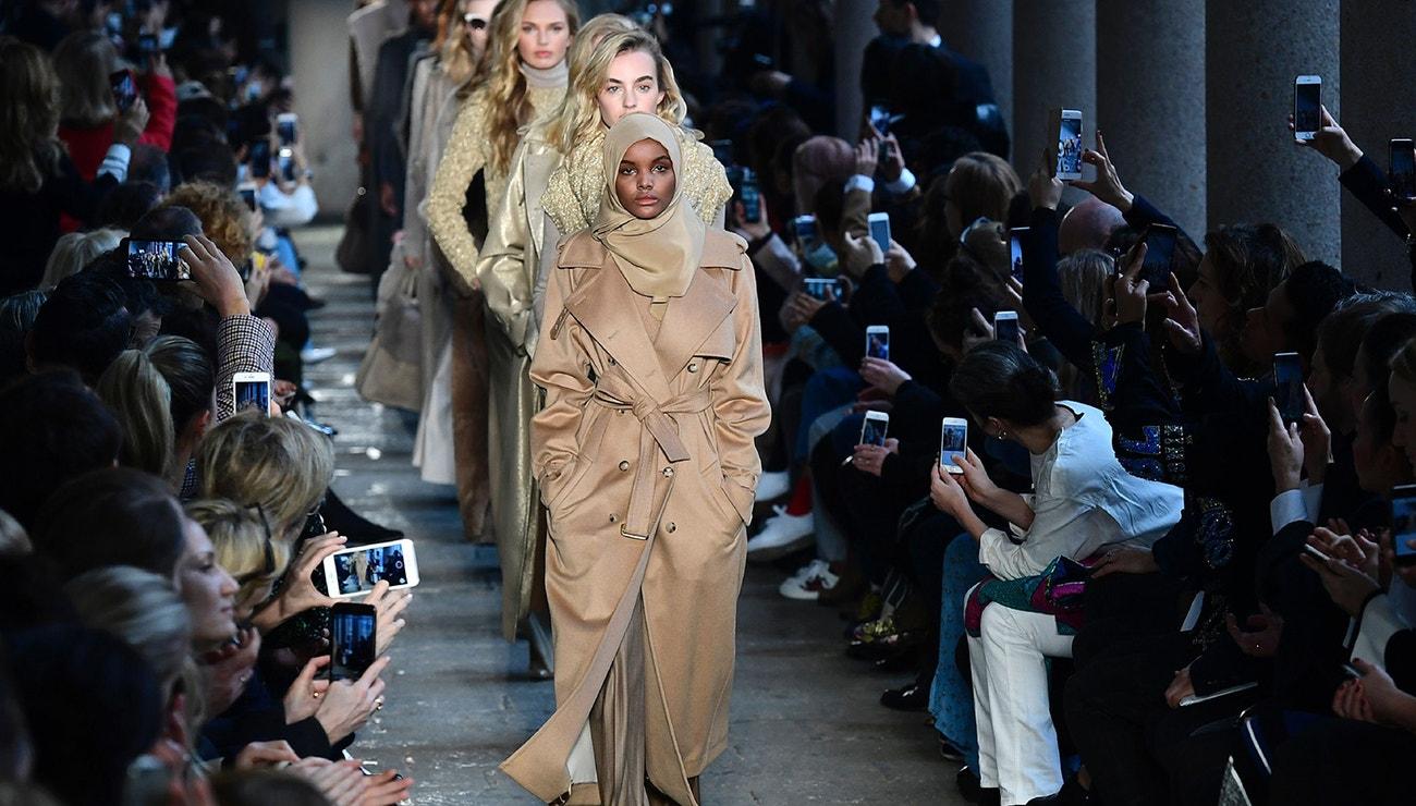 S hidžábem i plus size, ale stále to nestačí