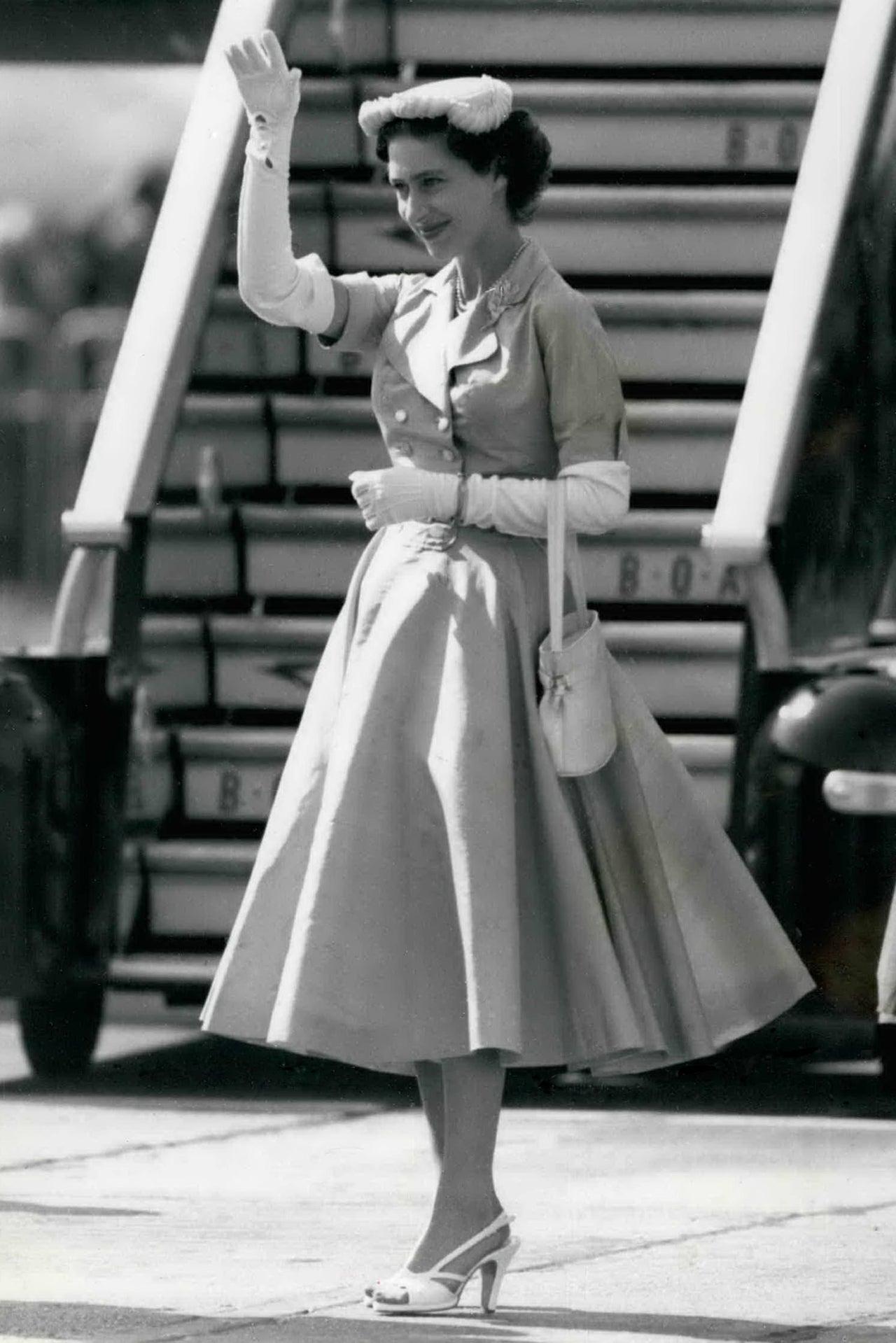 Princezna Margaret, 1953 Autor: Alamy