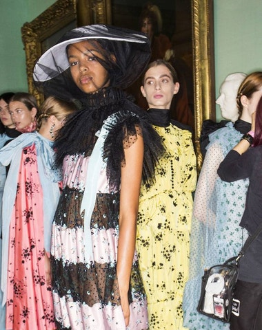 #SuzyLFW Erdem: A New Slant On Diversity