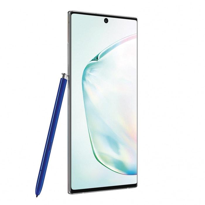 SAMSUNG  Nový Samsung Galaxy Note10 vás potěší špičkovou úrovní výkonu, fotoaparátem profesionální kvality a vylepšeným perem S Pen.  Cena: od 24 990 Kč Autor: Archiv značky