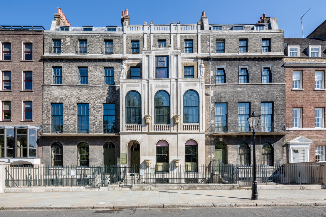 The three houses of Sir John Soane's Museum