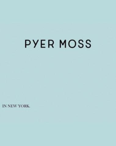 Pyer Moss Couture podzim-zima 2021/2022