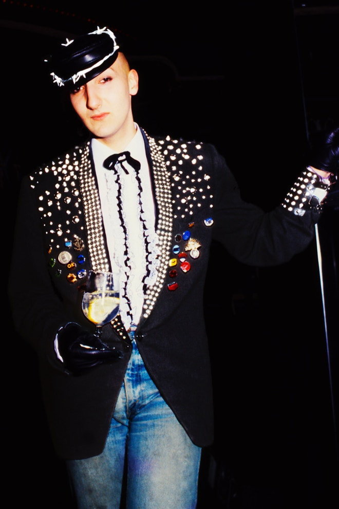 Stephen Jones v roce 1979