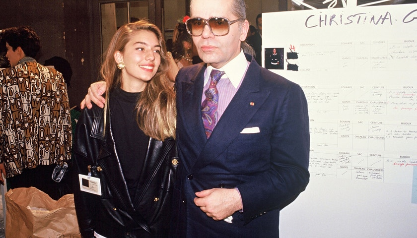 Módní ikona Sofia Coppola