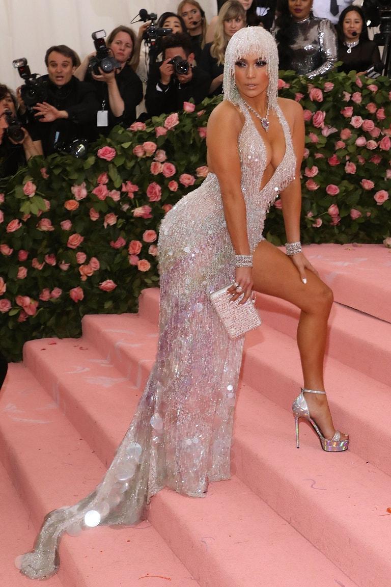Jennifer Lopez na Met Gala 2019