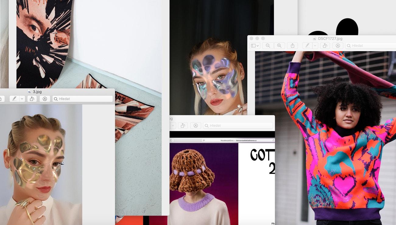Cindy Kutíková: Baví mě navrhovat face filtry, i když je sama nepoužívám