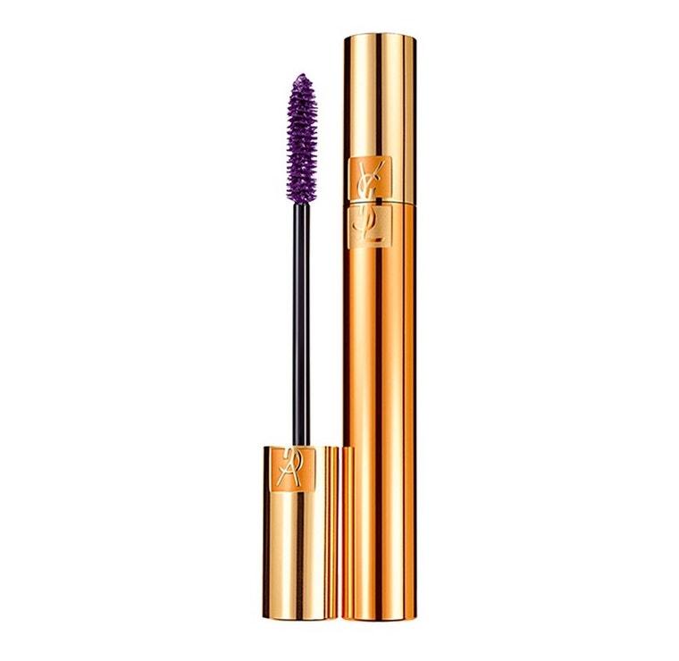 Fialová řasenka Mascara Volume Effet Faux Cils v odstínu Violet Fascinant, YSL, prodává Sephora, 990 Kč