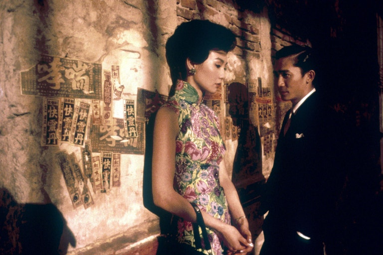 Maggie Cheung, Stvořeni pro lásku (In the Mood for Love/2000).