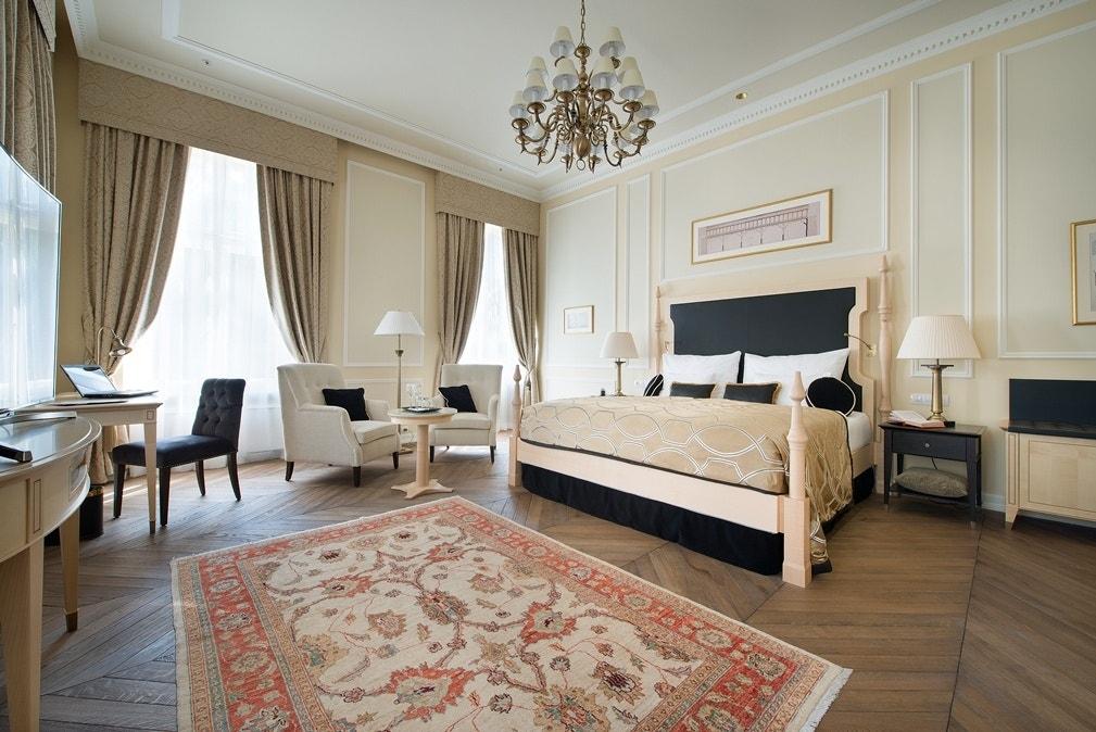 Loft hotel v centru Bratislavy je dokonalý úkaz spojení hitorie a moderní architektury.