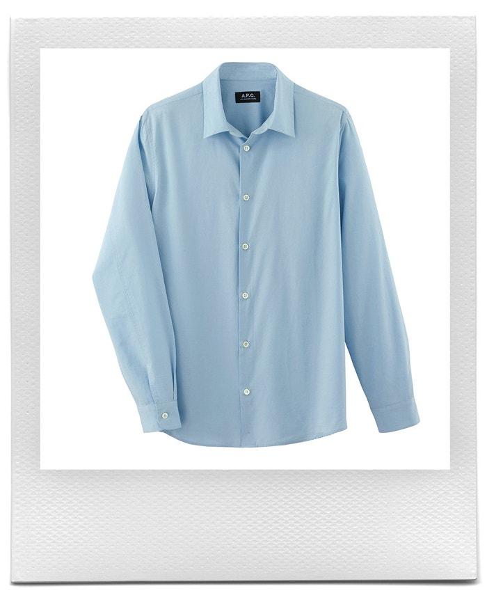 Chemise Sobre košile, A.P.C., prodává A.P.C., 150 € Autor: A.P.C.