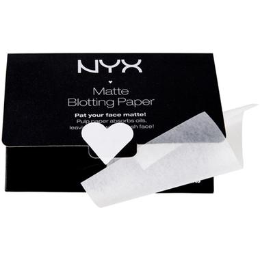 Blotting Paper, NYX Professional Makeup, 119 Kč Autor: Archiv značky