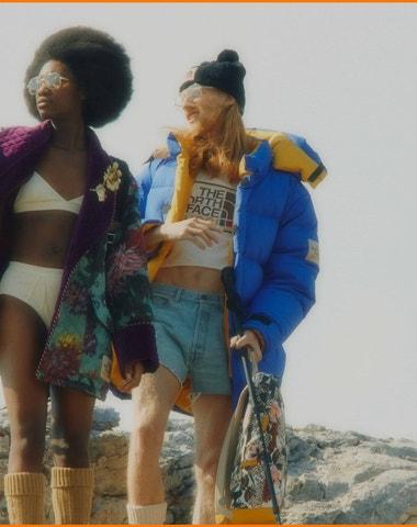 Nejočekávanější módní spolupráce roku: The North Face x Gucci