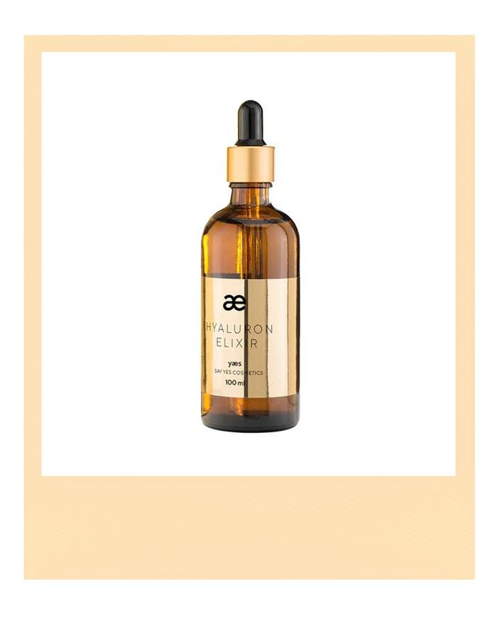 Hyaluron Elixir na vnitřní použití, YES VISAGE, prodává Yes Visage, 3 400 Kč Autor: Archiv značky
