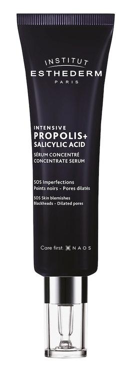 Čisticí, protizánětlivé a hojivé sérum s vysokou koncentrací propolisu Intensive Propolis+, INSTITUT ESTHEDERM, prodává Esthederm Institut, 1490 Kč