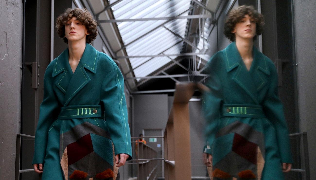 To nejlepší z prvního dne London Fashion Week Men's