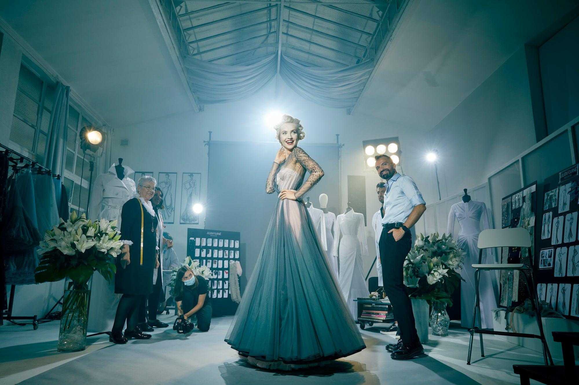 Julien Fournié Haute Couture podzim - zima 2020/2021      Autor: archiv značky
