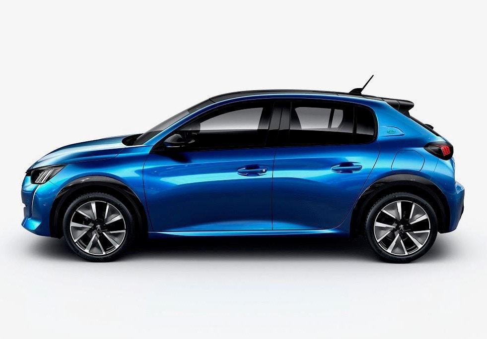 Nový Peugeot 208, Auto roku 2020, Peugeot, cena od 299 000 Kč + 5 let záruky