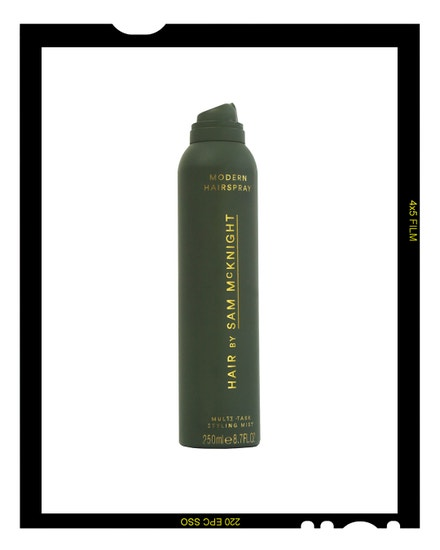 Lak na vlasy Modern Hairspray, Hair by Sam McKnight, prodává Cult-beauty, 22 £