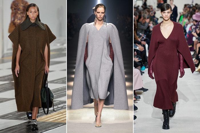 Loewe, Givenchy, Valentino