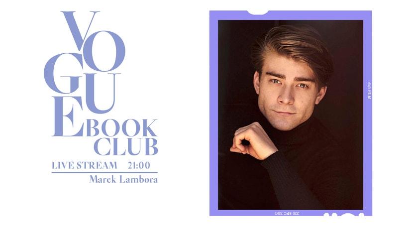 Vogue Book Club #20 by Marek Lambora