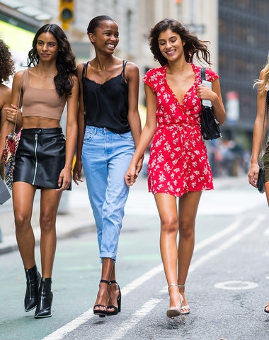 Victoria's Secret gang 2018: Kdo si letos navlékne andělská křídla?