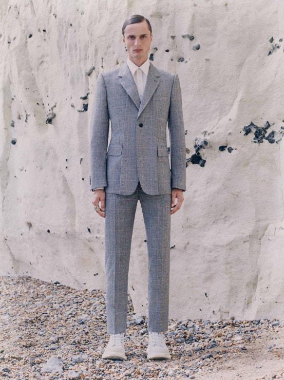 Alexander McQueen Menswear Spring-Summer 2021
