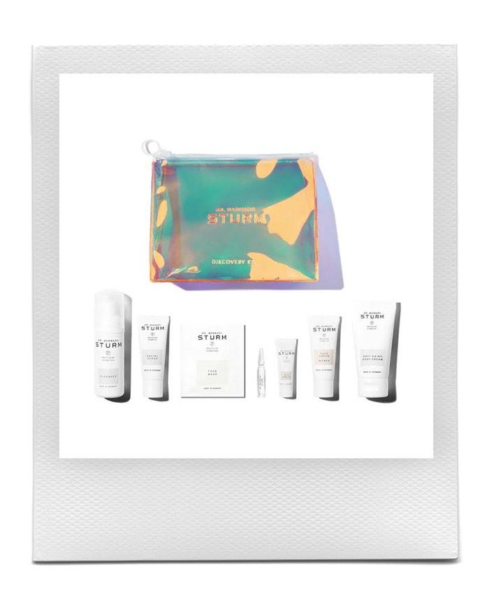 Sada pleťové péče Discovery Set, DR. BARBARA STURM, prodává FAnn Beauty Atelier, 3010 Kč