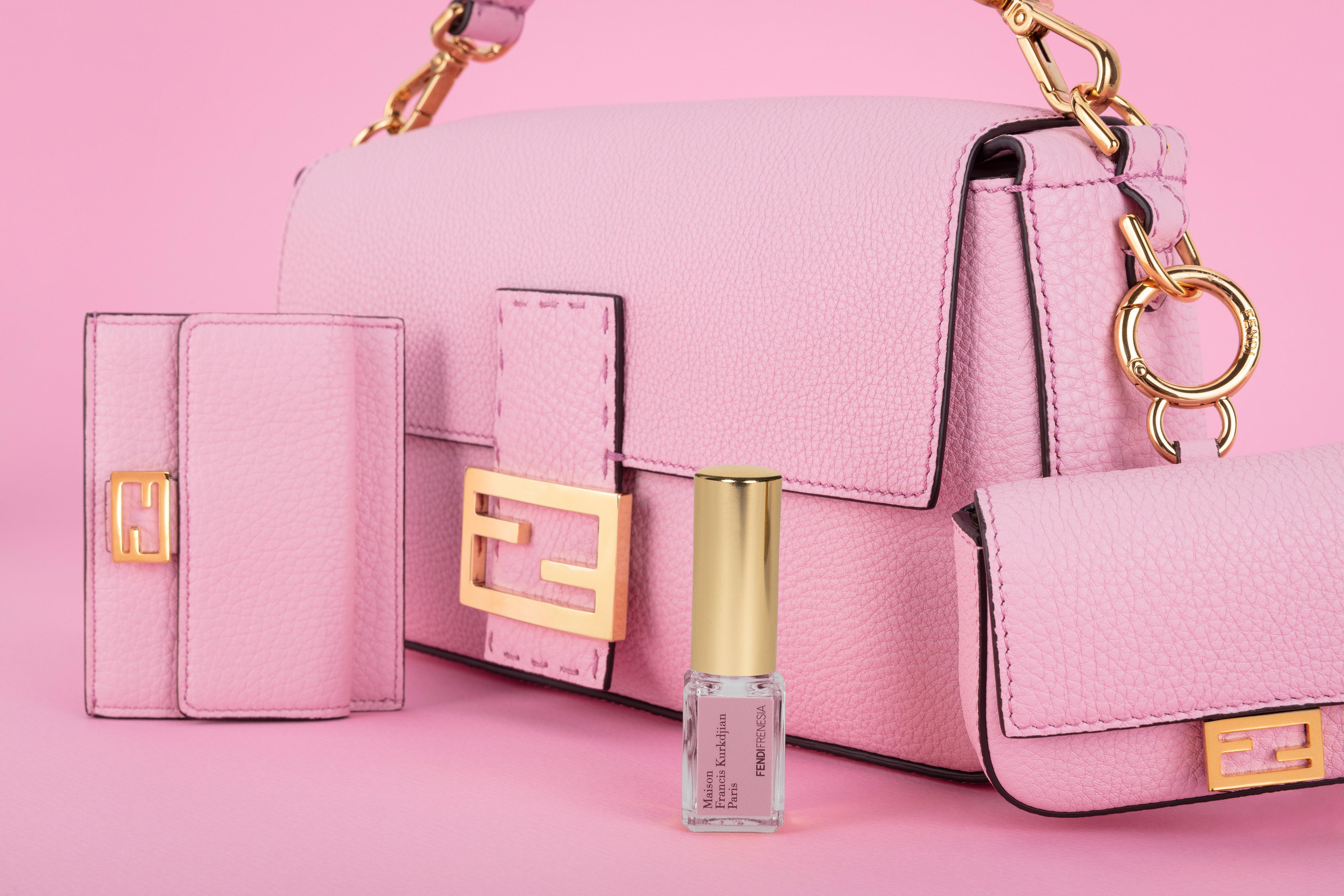 FendiFrenesia Pink