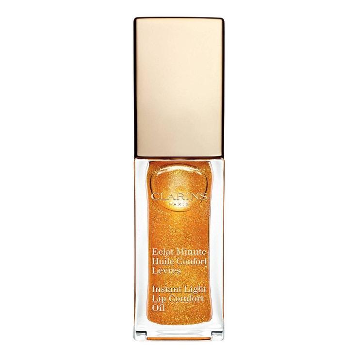 Tónovaný olej na rty Instant Light Lip Comfort Oil, Clarins, 500 Kč