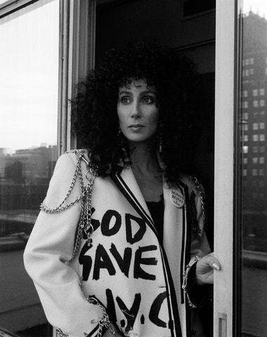 Jak šel čas s Cher