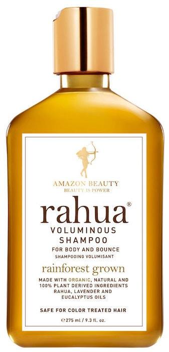 Šampon pro jemné a barvené vlasy s rostlinnými výtažky z amazonského pralesa, Rahua (prodává Ingredients), 950 Kč
