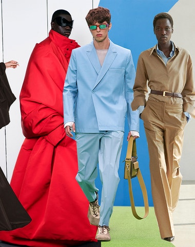 Highlighty z týdnů módy podle redakce Vogue CS