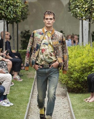 Etro Menswear Spring-Summer 2021