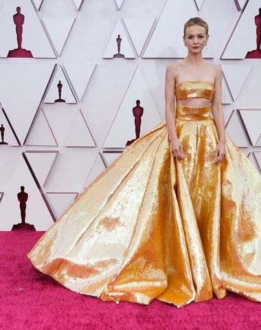 Oscar 2021 živě z červeného koberce: Hvězdy a jejich šaty
