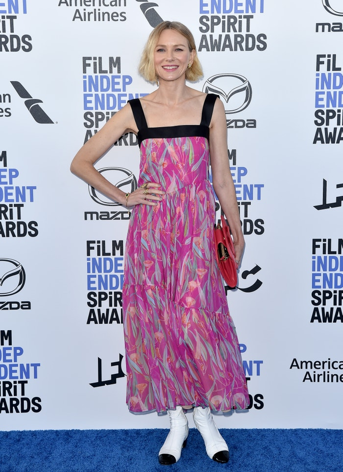 Naomi Watts in Chanel Autor: Getty Images