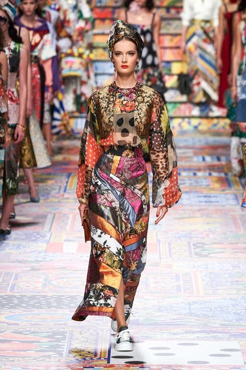Dolce & Gabbana Spring-Summer 2021