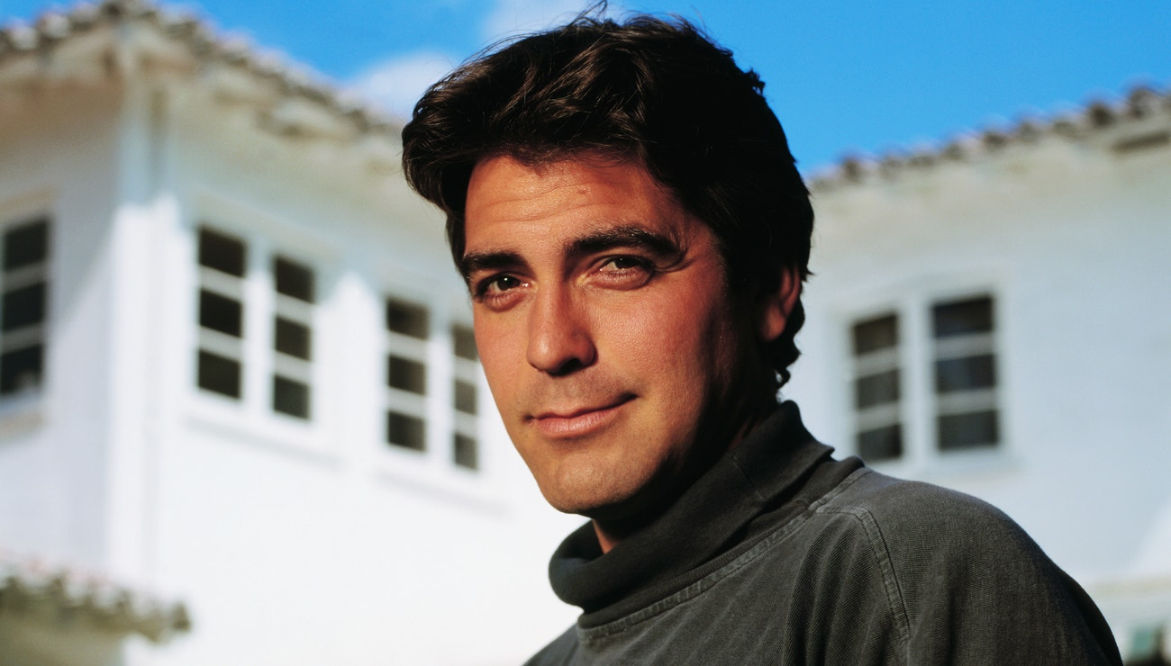 Jak šel čas s Georgem Clooneym
