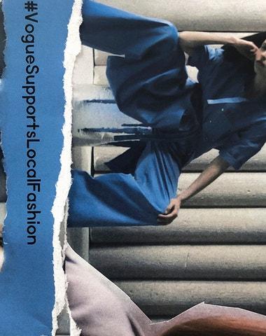 #VogueSupportsLocalFashion: Hana Frisonsova Laboratory Shirts SS20