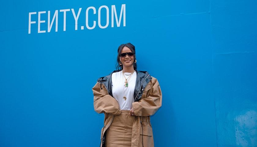 Rihanna zve do zákulisí Fenty