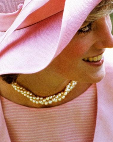 Nejcennější šperky princezny Diany