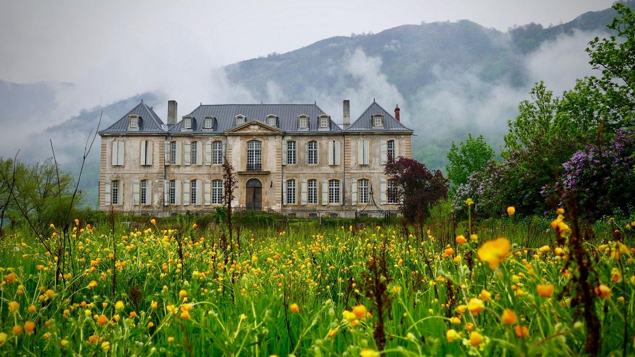 Autor: archiv Château de Gudanes