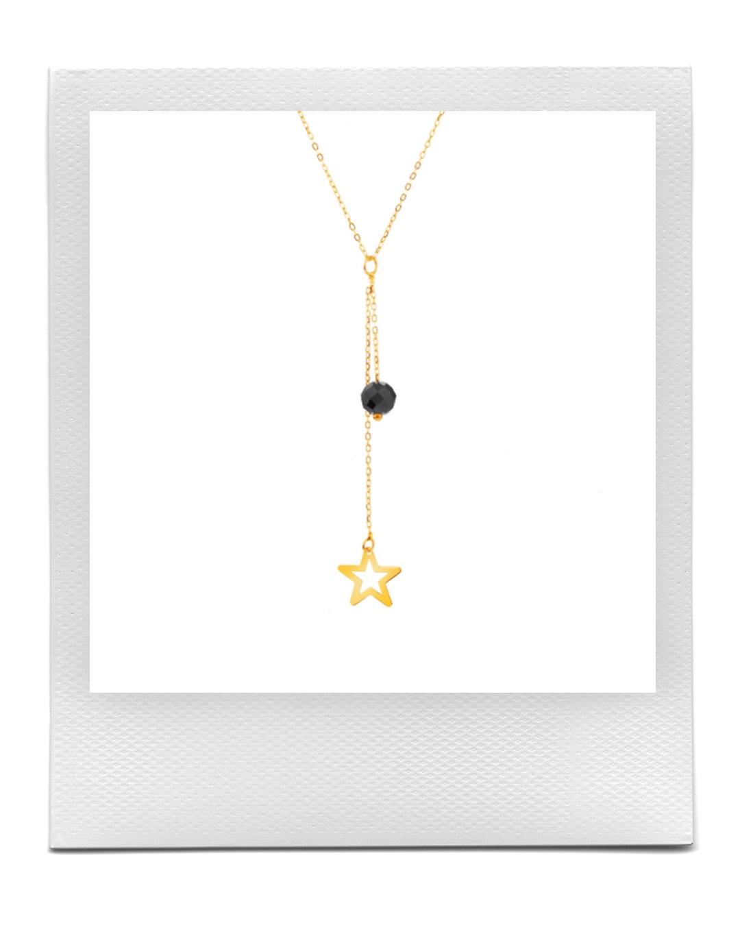 Zlatý náhrdelník se zirkonem, Apart  prodává Apart, 2 709 Kč