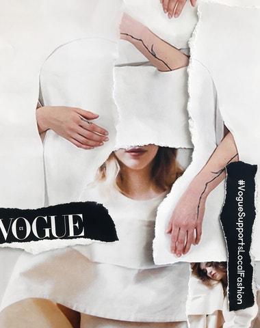 Vogue Supports Local Fashion: Studenti UTB Zlín a jejich kolekce SKETCH