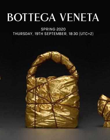 Živě z Milána: Bottega Veneta Spring 2020