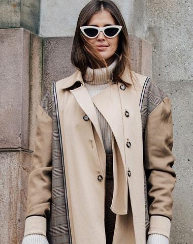 New luxury street style z kodaňského fashion weeku