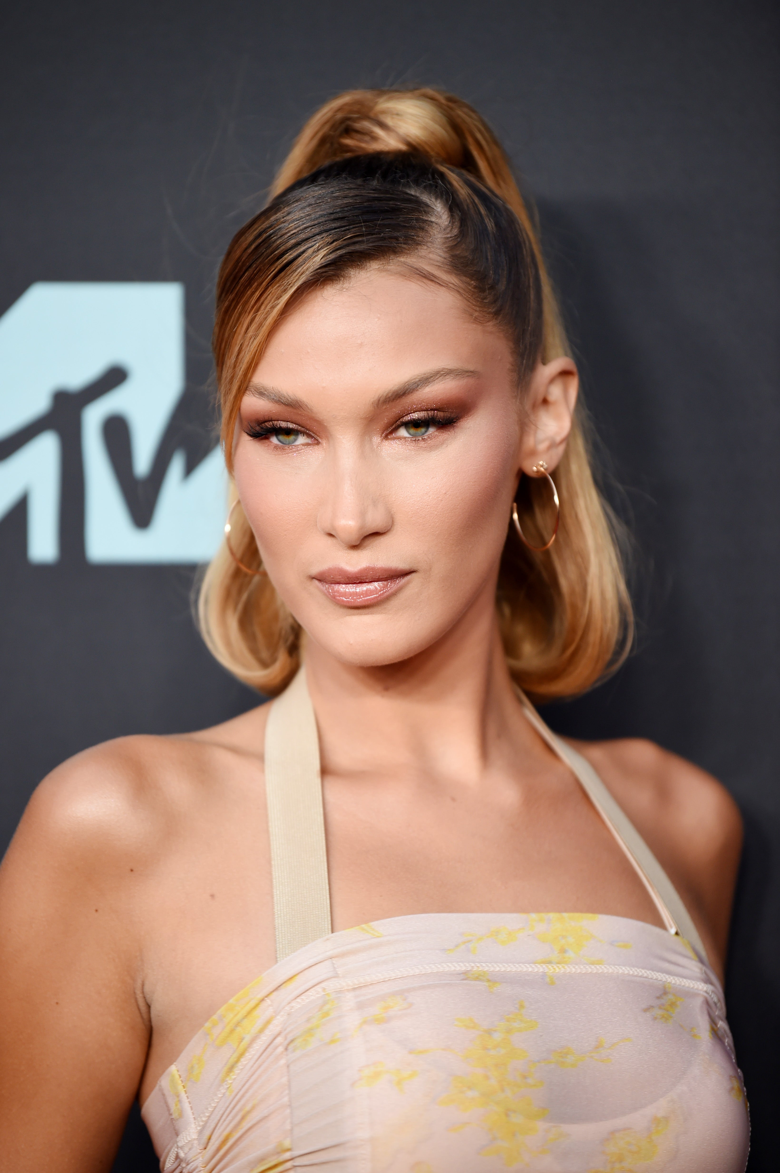 Bella Hadid na MTV Video Music Awards 2019 Autor: Getty Images