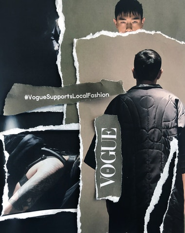 Vogue Supports Local Fashion: NAUT FW20